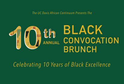 Black Aggies celebrate 10th Annual Black Convocation Brunch