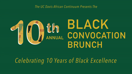Black Aggies celebrate 10th Annual Black Convocation Brunch