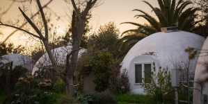 Creating community within the Domes