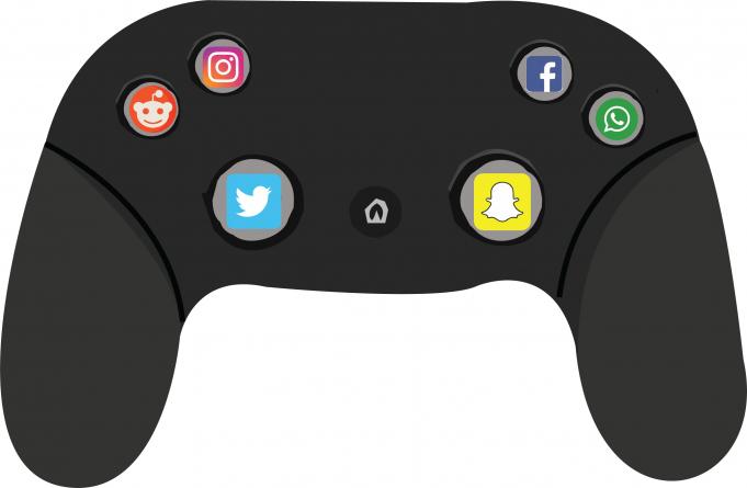 Social media: the game