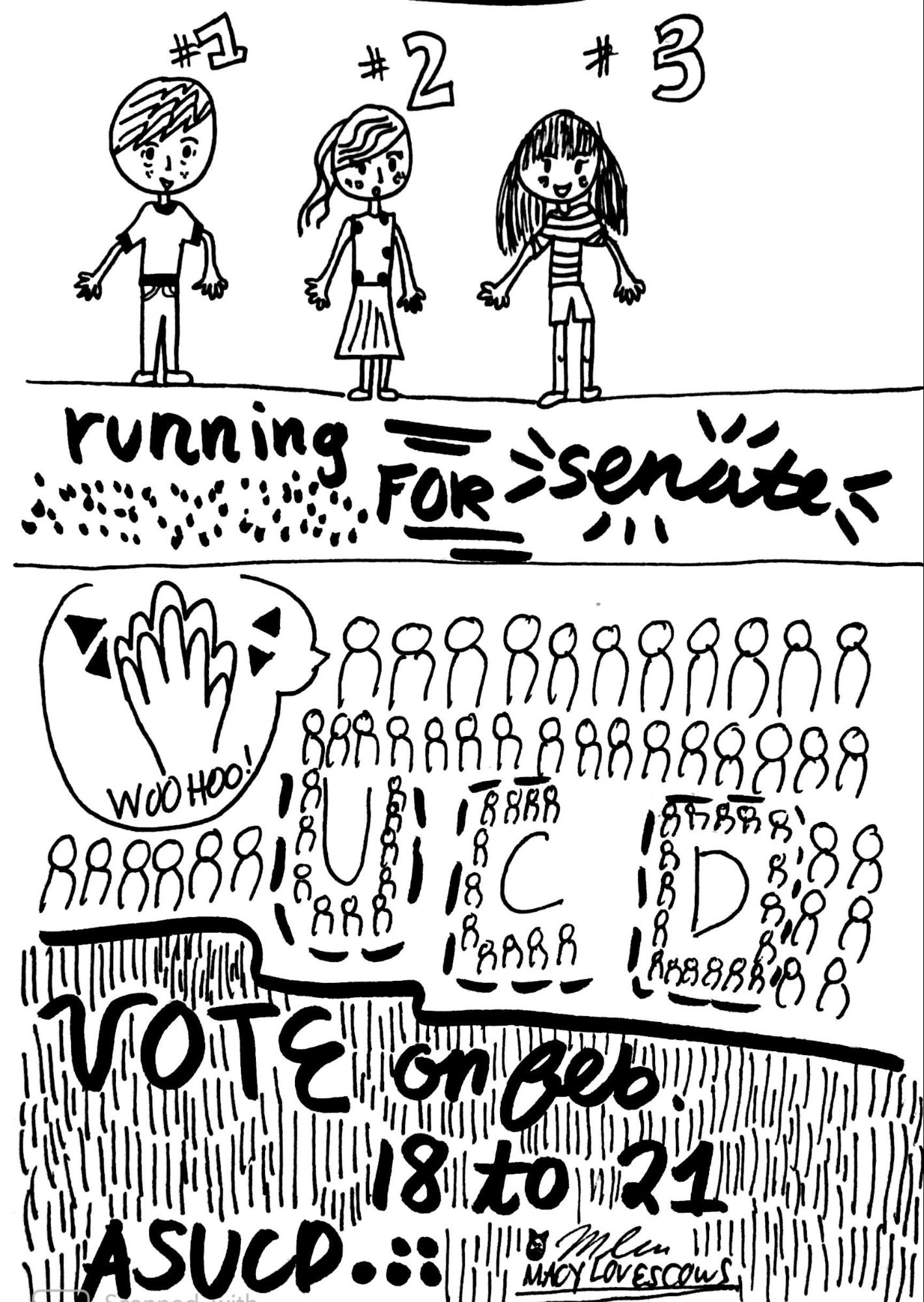 Cartoon: Vote