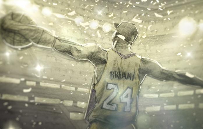 Dear Kobe: A final farewell to my idol