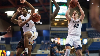 Get to know the two first years taking UC Davis men's hoops by storm
