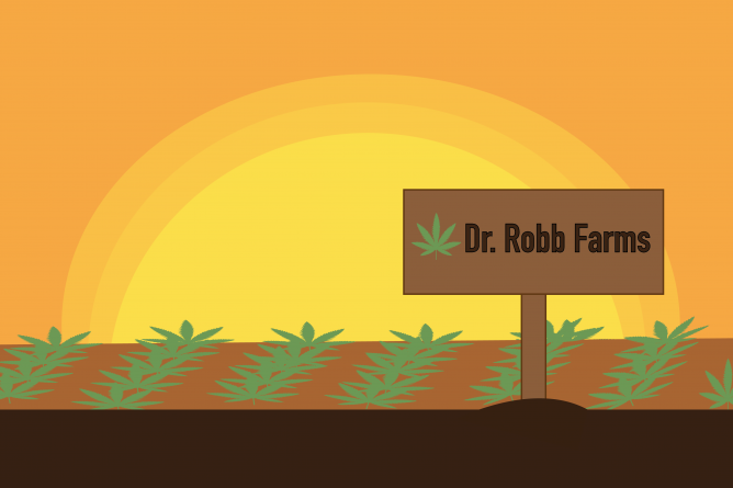 Aggie Profile: Dr. Robert Flannery, UC Davis alumni and Ph.D. of Pot