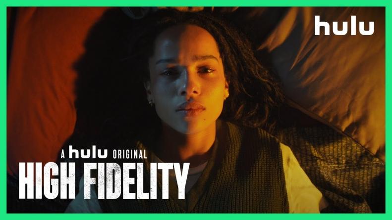 """High Fidelity"" — Hulu's original series sees Kravitz defeat heartbreak with music"