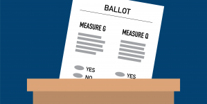Measure G supporters hopeful for measure to pass with additional votes still uncounted