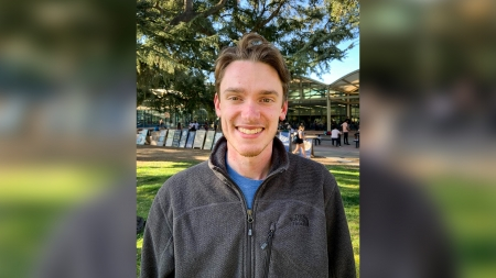 Aggie Profile: Newly elected ASUCD President Kyle Krueger