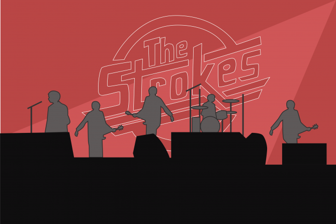 Modern Life and old fashioned rock: The Strokes in 2020