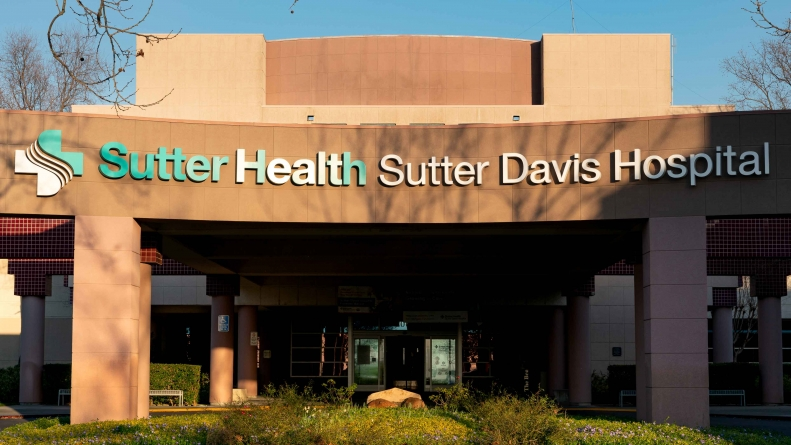 Sutter Hospital offers scholarship to college students with hopes of pursuing medical degree