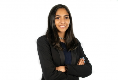 Aggie Profile: ASUCD Vice President Akhila Kandaswamy