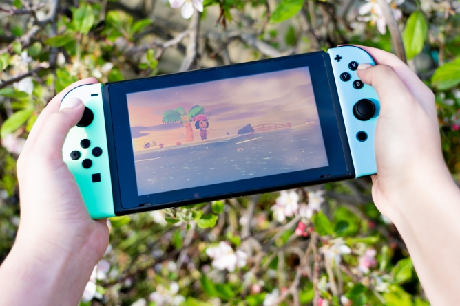 Animal Crossing: A tropical escape in the time of COVID-19