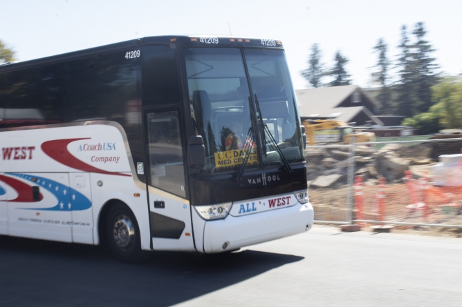 UC Davis administration implements improvements to new public bus service with ridership involvement