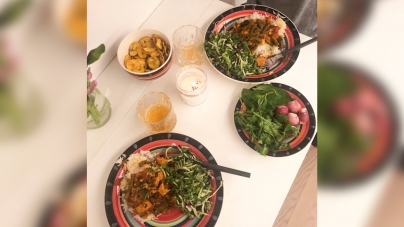 Recipe: Khoresht Loobia Sabz, Green Bean Stew