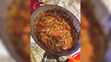 Recipes in quarantine: ropa vieja, a quintessential Cuban dish