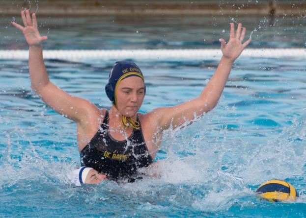 Processing an unexpected end to the UC Davis women's water polo season