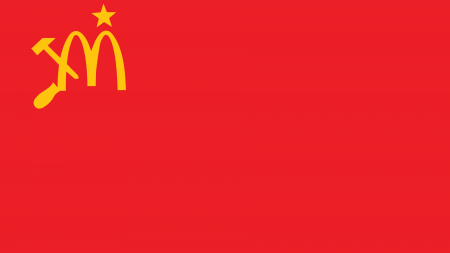 McDonald's unlikely role in the Cold War