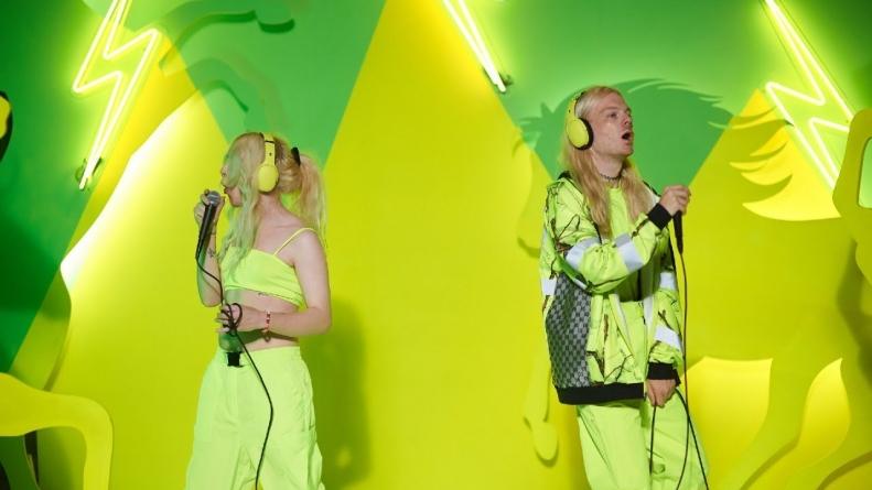 Enter 100 gecs — pop music's logical conclusion
