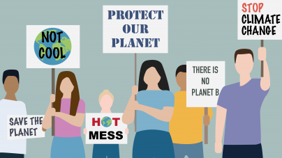 Online activism: Club leaders discuss promoting climate justice while in quarantine