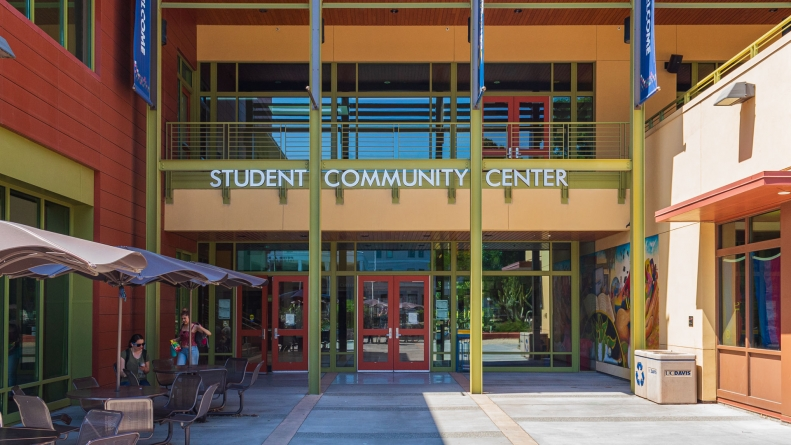 Best Student Resource Center: Student Community Center