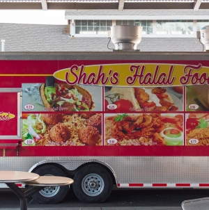 Best Food Truck: Shah's Halal