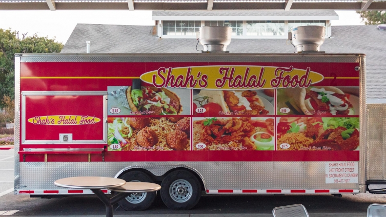 Best Food Truck: Shah's Halal