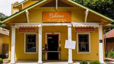 Best Thrift Store: Bohème