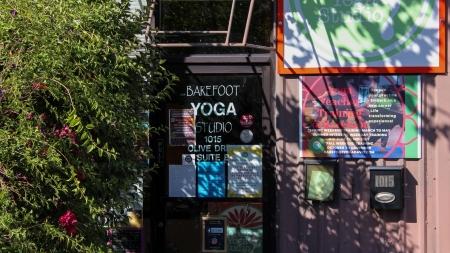 Best Yoga Studio: Barefoot Yoga Studio