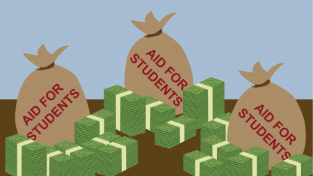 CARES Act provides aid to undergraduate, graduate students with demonstrated need