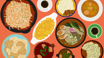 Comfort food: Solve your problems by eating them
