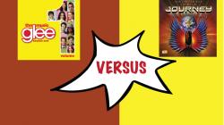 Glee Cast version vs. original song