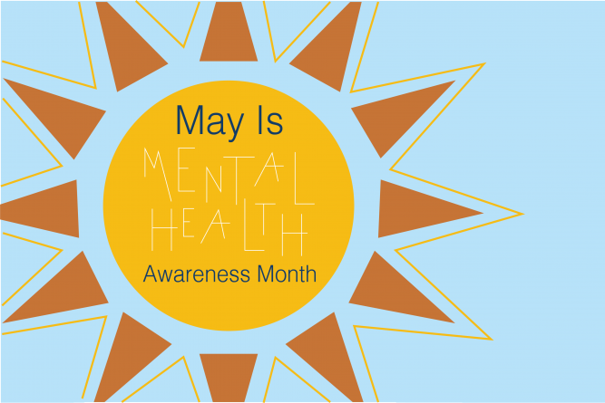 Mental Health Initiative celebrates fourth annual mental health awareness month with daily events
