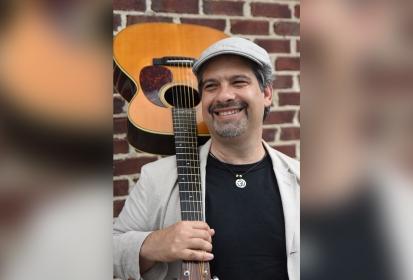 UCD alumnus and musician Dave Nachmanoff discusses his new routine sans-live performances