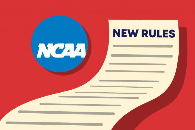 NCAA takes next step in move to change NIL guidelines