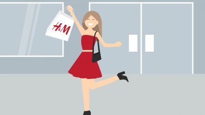 Retail therapy doesn't have to be an oxymoron