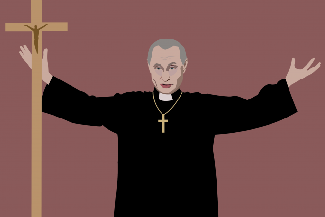 Atheism to orthodoxy: Russia's convoluted relationship with God
