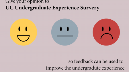 UC Undergraduate Experience Survey now open with new questions on COVID-19 impacts
