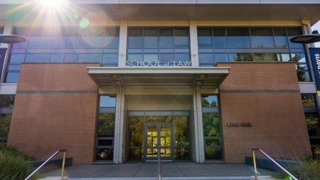 UC Davis Law student wins international competition for app that assists domestic abuse survivors