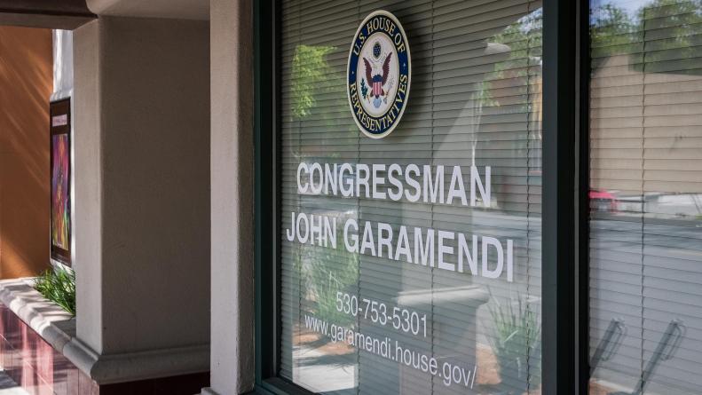 Davis Congressman introduces legislation to increase testing, tracing capacity