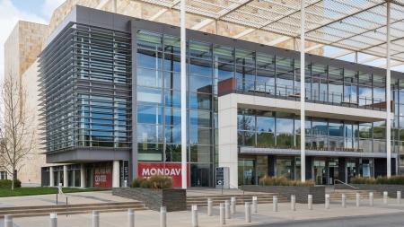 Best On-Campus Bathroom: Mondavi Performing Arts Center