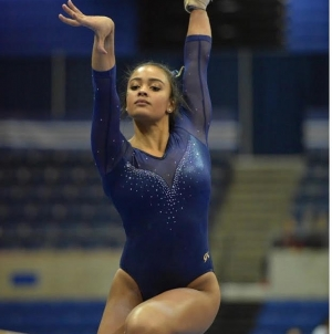 Former top-ranked UC Davis gymnast Alexis Brown speaks out about racism on team