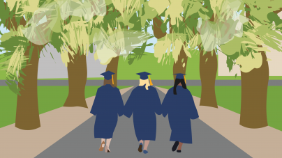 Commentary: A tribute to the graduates of 2020 —  a graduation nobody will forget