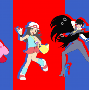 What characters girls should play as in Super Smash Bros. Ultimate