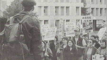 From the FSM to COLA: A history of labor organization at the UCs