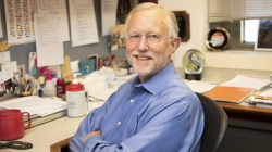 UC Davis alumnus Charles Rice wins Nobel Prize in Physiology or Medicine