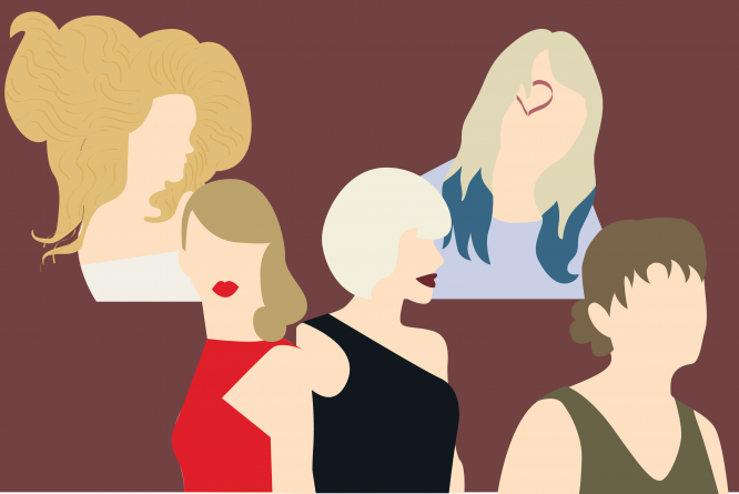 Taylor Swift's genre-hopping music evolution