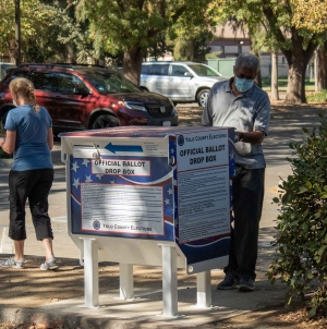 Aggies anticipate upcoming election without usual on-campus morale