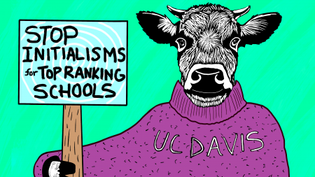 Why referring to UC Davis as 'UCD' is incredibly offensive