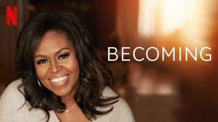 Michelle Obama's legacy in 'Becoming'