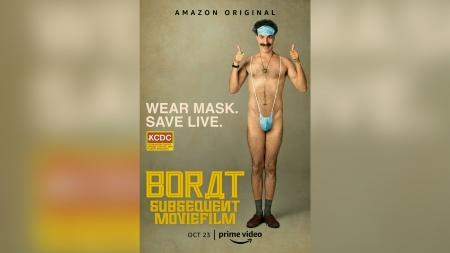 Borat isn't just 'Very Nice!' anymore