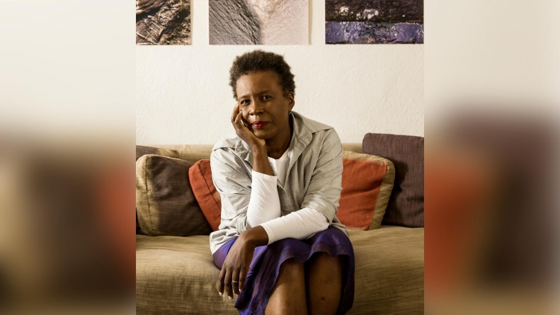 "Claudia Rankine: ""There is no justice, there's 'just us'"""